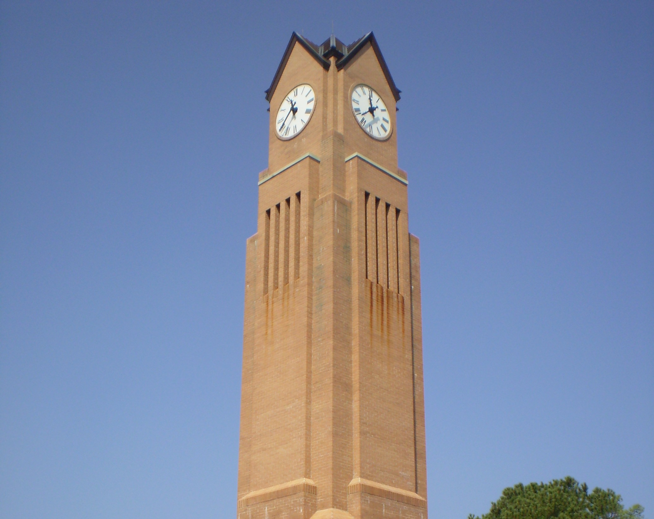 CSU Clock Tower