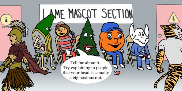 college mascotseducation and careers education and careers