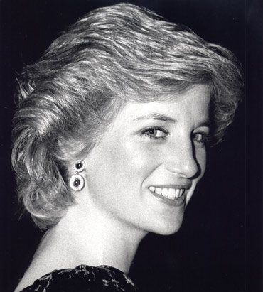 princess Diana mom