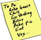 To Do List | Adult Education