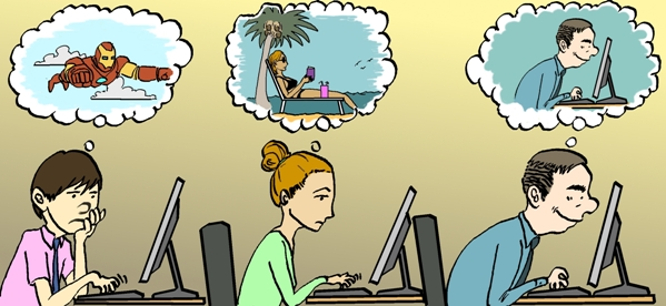 Daydreaming | Education Online