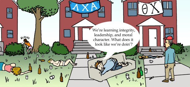 College Fraternity | Online Colleges
