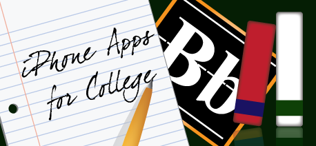iphone apps to apply for college