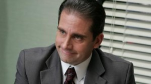michael scott office boss